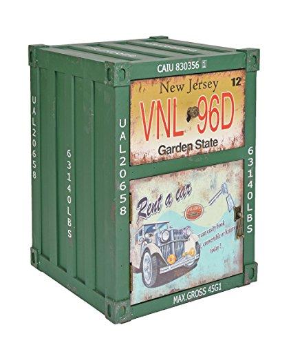 Kommode metall for Schlafzimmer vintage optik