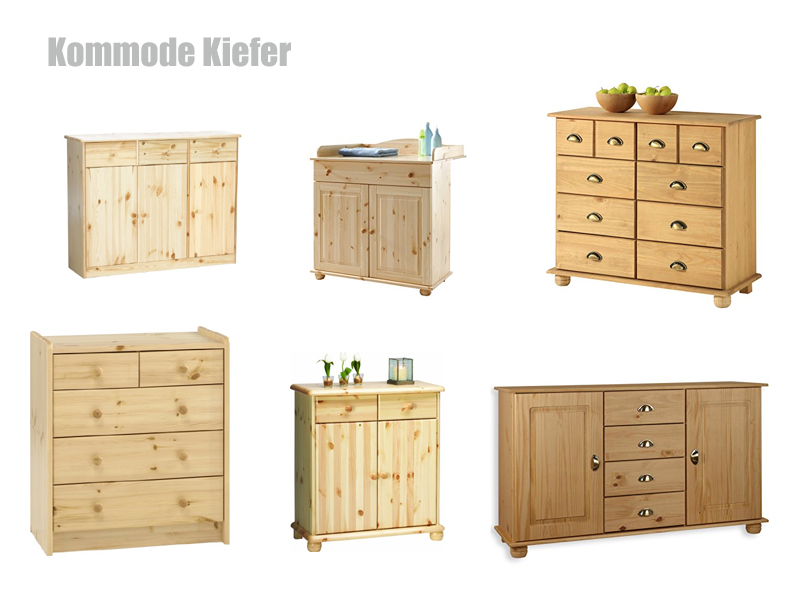kommode unbehandelt bestseller shop f r m bel und einrichtungen. Black Bedroom Furniture Sets. Home Design Ideas