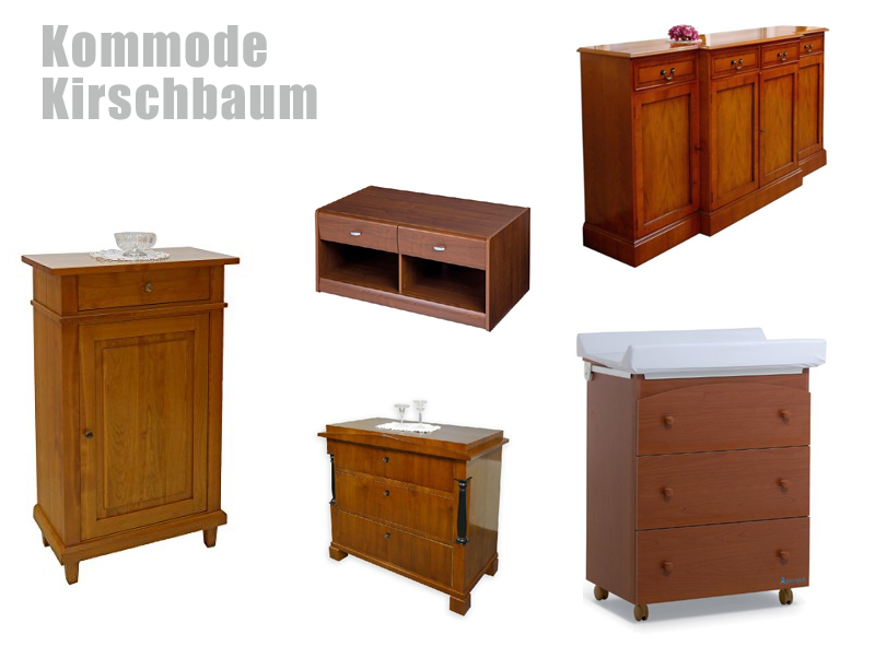 kommode kirschbaum antik oder modern. Black Bedroom Furniture Sets. Home Design Ideas
